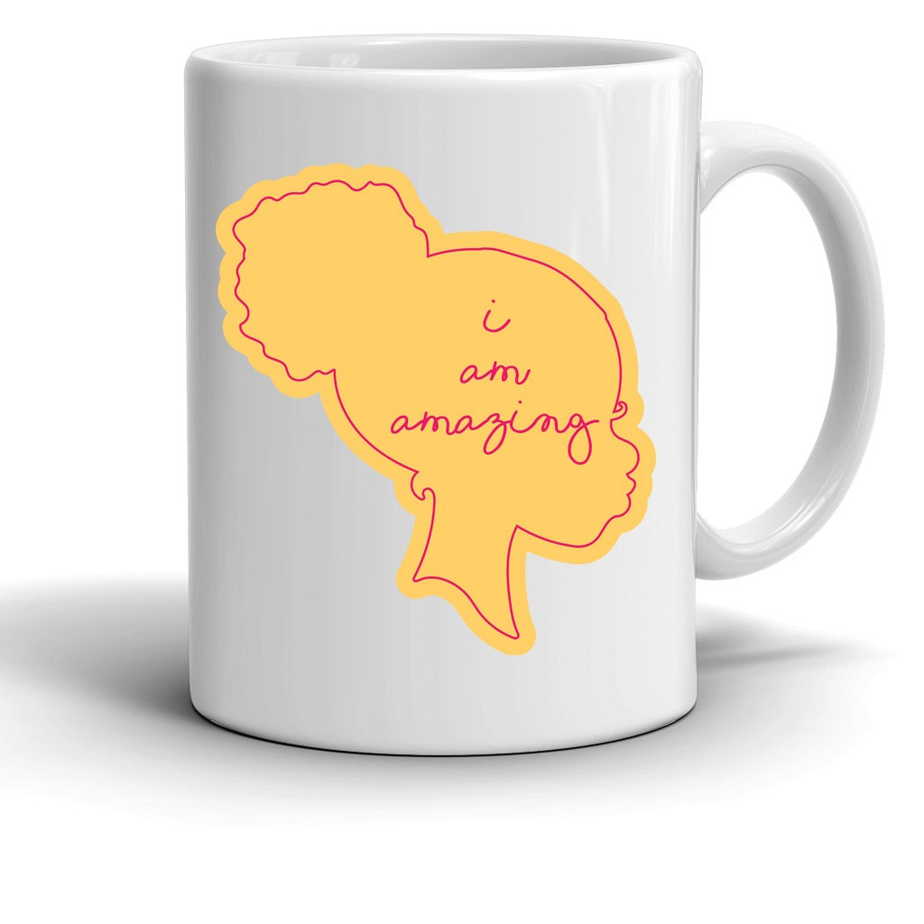 I Am Amazing II Mug