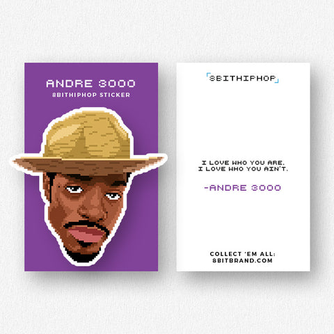 Andre 3000 Sticker