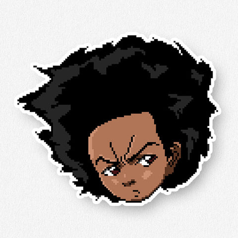 Huey Sticker