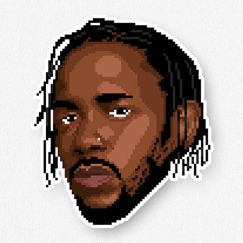 Kendrick Sticker