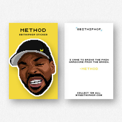 Method Sticker