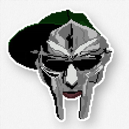 DOOM Sticker