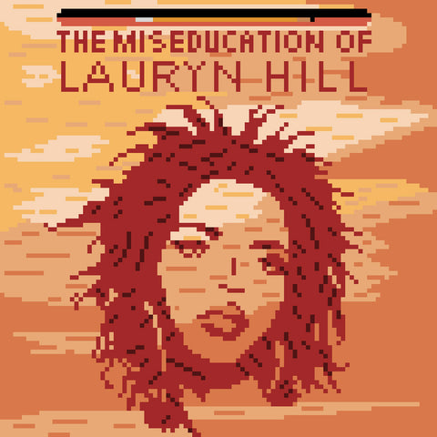Miseducation Mini Premium Print