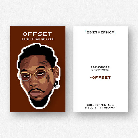 Offset Sticker