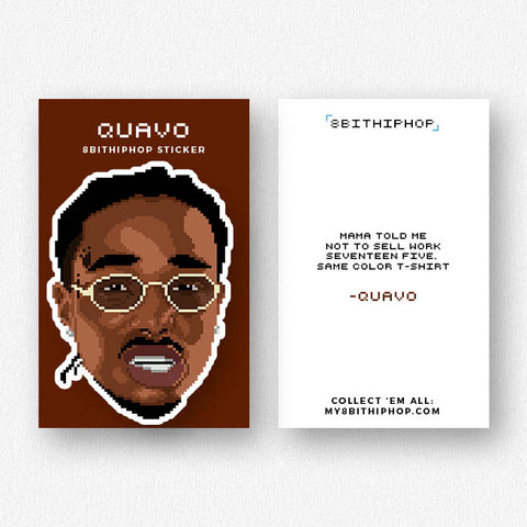 Quavo Sticker