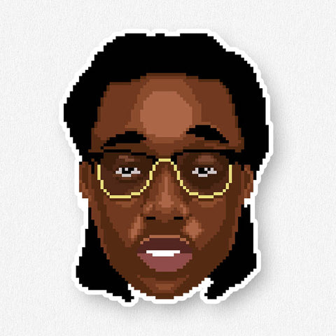 Takeoff Sticker
