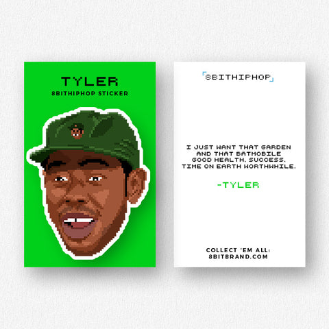 Tyler Sticker