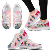 Customized Dog Havanese Print 3 Running Shoes For Women-Express Shipping - Deruj.com