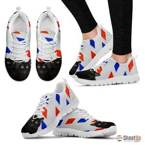 Bombay Cat Print Running Shoes For Women-Free Shipping - Deruj.com