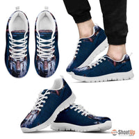 Angry Dog-Men And Women's Running Shoes-Free Shipping - Deruj.com