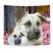 Cute Chinook Dog Print Tapestry-Free Shipping - Deruj.com
