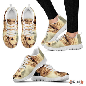 Cute Poodle Dog-Sneakers For Women-Free Shipping - Deruj.com