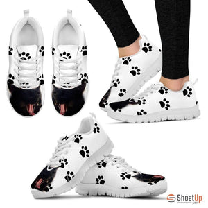 Leigh Anne Dorris 'Toothless Cat' Running Shoes For Women-3D Print-Free Shipping - Deruj.com