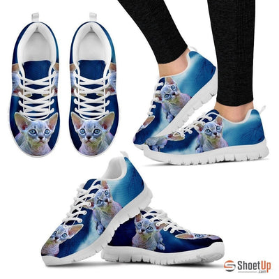 Minskin Cat (Black/White) Running Shoes For Women-Free Shipping - Deruj.com