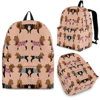Yorkshire Terrier Print BackPack - Express Shipping - Deruj.com