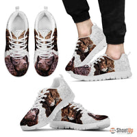 American Water Spaniel Running Shoes For Men-Free Shipping Limited Edition - Deruj.com
