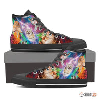 Cat-Women's Canvas Shoes-3D Print-Free Shipping - Deruj.com