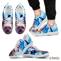 Yorkshire-Dog Running Shoes For Men-Free Shipping Limited Edition - Deruj.com