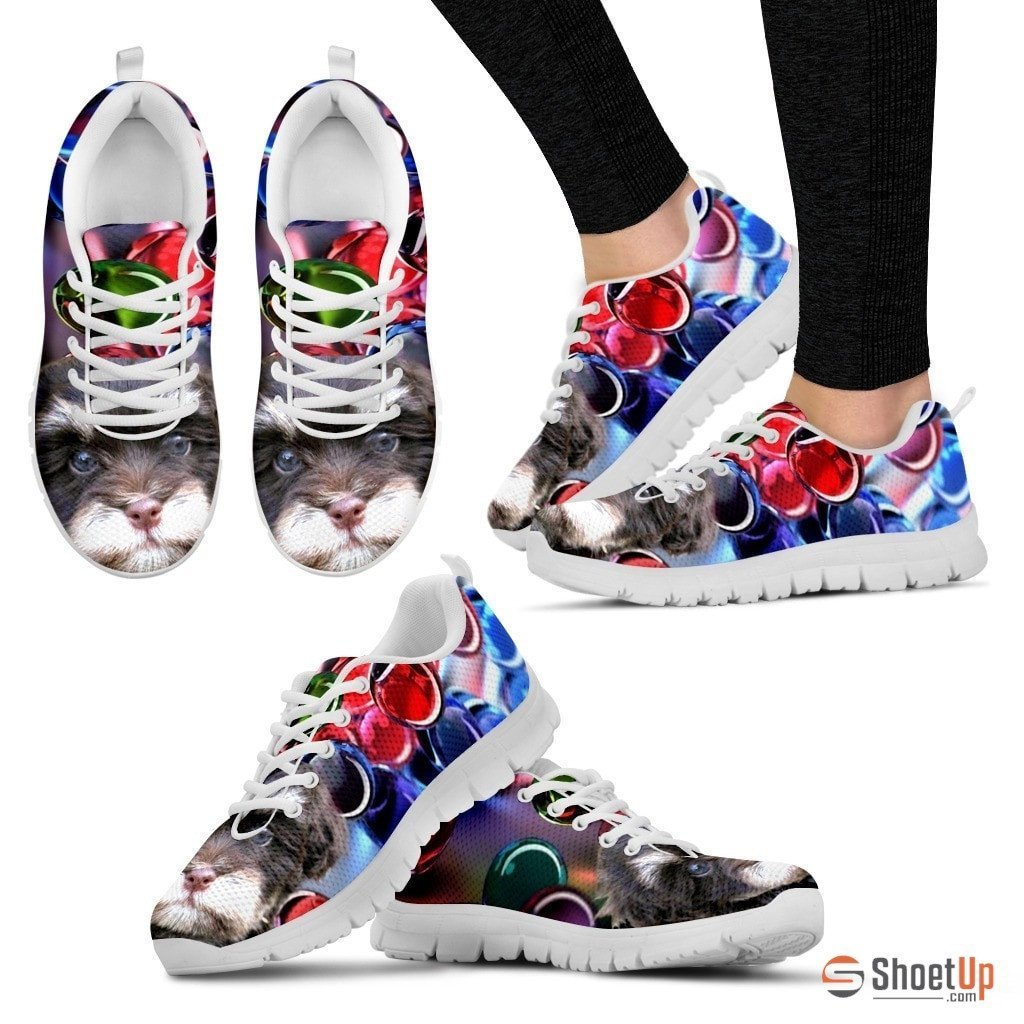 Havanese-Dog Running Shoes For Women-Free Shipping - Deruj.com