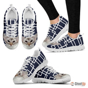 Balinese Cat Print Running Shoes For Women-Free Shipping - Deruj.com