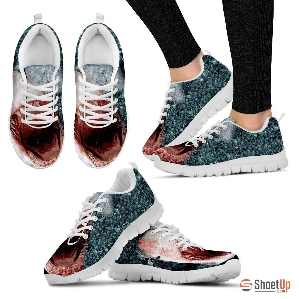 Shark- Running Shoes(Men/Women)-3D Print-Free Shipping - Deruj.com
