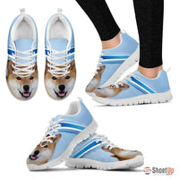 Akita Dog Running Shoes For Women-Free Shipping - Deruj.com