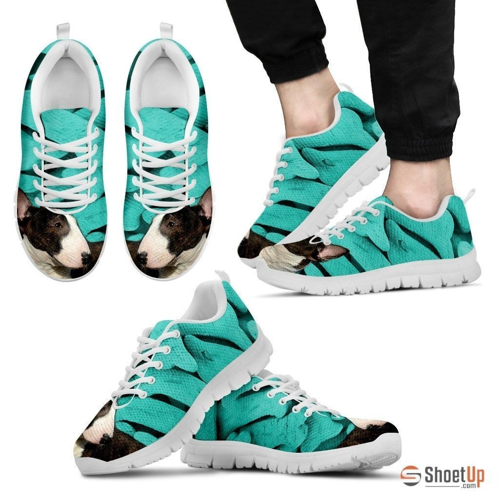 Miniatur Bullterrier Running Shoes For Men-Free Shipping Limited Edition - Deruj.com