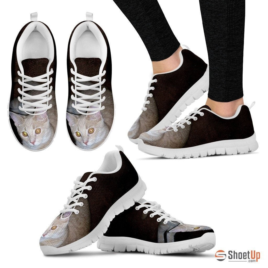 Sherry L Sabatino/Cat-Running Shoes For Women-3D Print-Free Shipping - Deruj.com