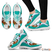 Ibizan Hound-Dog Running Shoes For Women-Free Shipping