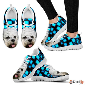 Dandie Dinmont Terrier-Dog Running Shoes For Women-Free Shipping - Deruj.com