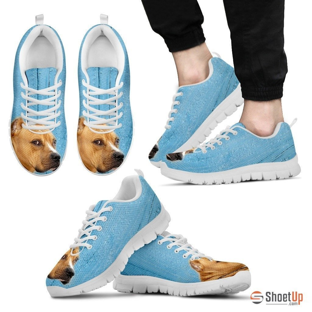 Pit Bull-Dog Running Shoes For Men-Free Shipping Limited Edition - Deruj.com
