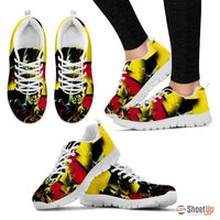 Superhero Print Running Shoes (Men/Women)- Free Shipping - Deruj.com