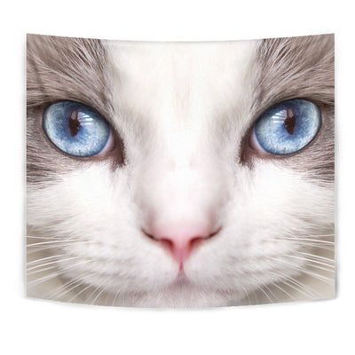 Ragdoll Cat Print Tapestry-Free Shipping