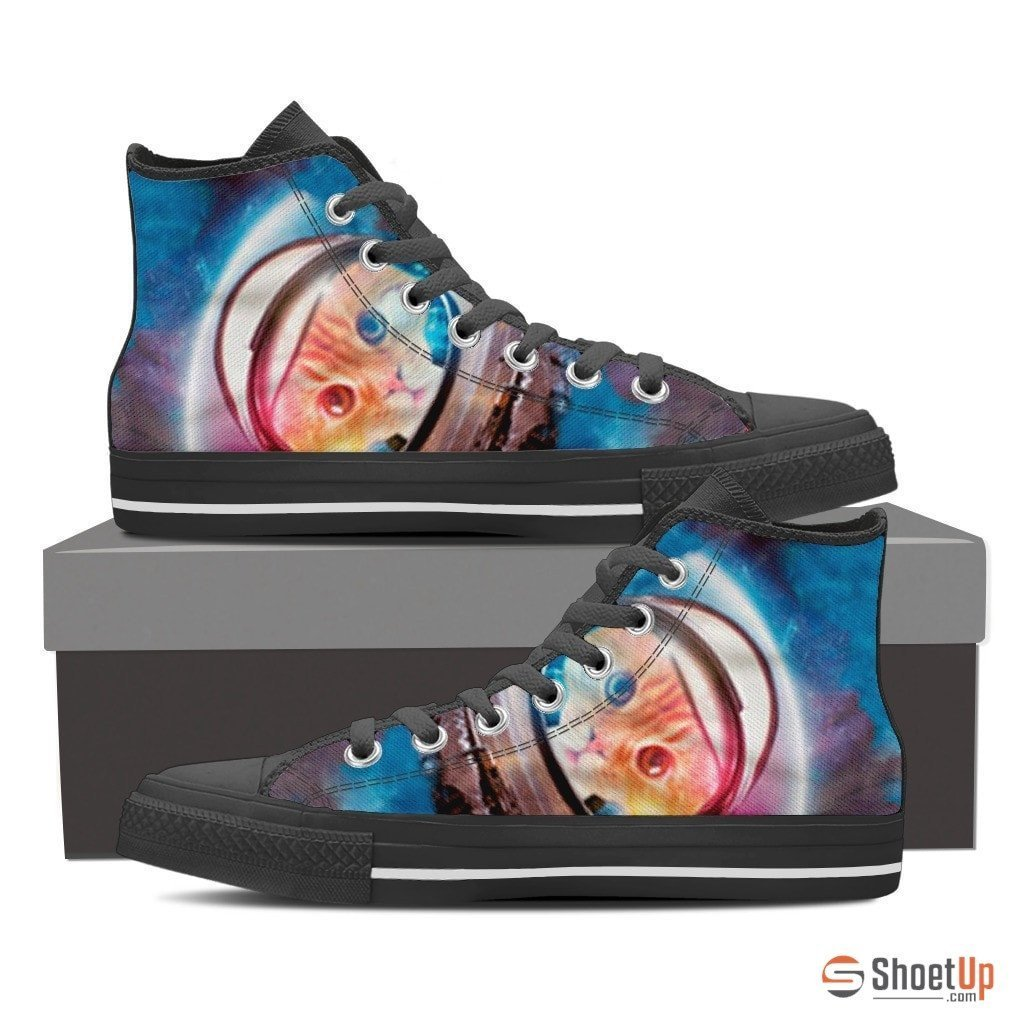 High Top Canvas Shoes - Free Shipping - Deruj.com