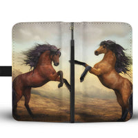 Awesome Horse Painting Print Wallet Case-Free Shipping - Deruj.com