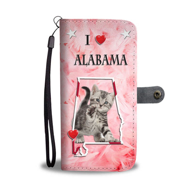 American Shorthair Cat Print Wallet Case-Free Shipping-AL State - Deruj.com