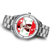 Labrador Retriever Christmas Special Wrist Watch-Free Shipping - Deruj.com