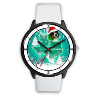 Bernese Mountain Dog Texas Christmas Special Wrist Watch-Free Shipping - Deruj.com
