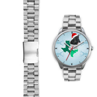 Scottish Terrier Texas Christmas Special Wrist Watch-Free Shipping - Deruj.com