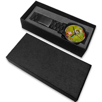 Cocker Spaniel Dog New York Christmas Special Wrist Watch-Free Shipping - Deruj.com
