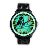 Lovely Shiba Inu Dog Art Virginia Christmas Special Wrist Watch-Free Shipping - Deruj.com