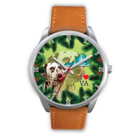 Dalmatian Dog Virginia Christmas Special Wrist Watch-Free Shipping - Deruj.com