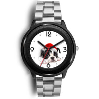 Boston Terrier Christmas Special Wrist Watch-Free Shipping - Deruj.com