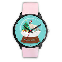 Balinese Cat Christmas Special Wrist Watch-Free Shipping - Deruj.com