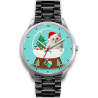 Cute Ragamuffin Cat Texas Christmas Special Wrist Watch-Free Shipping - Deruj.com