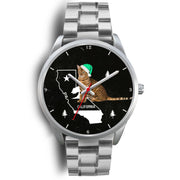Toyger Cat California Christmas Special Wrist Watch-Free Shipping - Deruj.com