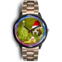 LovelyCocker Spaniel Dog Virginia Christmas Special Wrist Watch-Free Shipping - Deruj.com