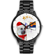 Chinook Dog Arizona Christmas Special Wrist Watch-Free Shipping