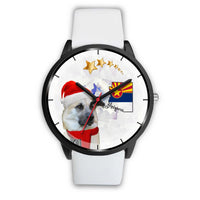 Chinook Dog Arizona Christmas Special Wrist Watch-Free Shipping - Deruj.com