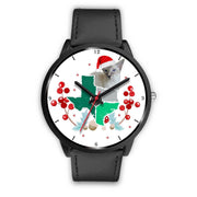 Javanese Cat Texas Christmas Special Wrist Watch-Free Shipping - Deruj.com